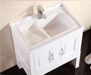 资讯生活阳台洗衣盆什么材质好 洗衣盆如何选购